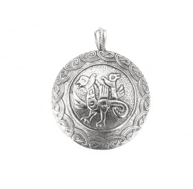 """Pendant """"Two-headed griffin"""""""