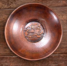 """Plate """"Lut-beast"""""""