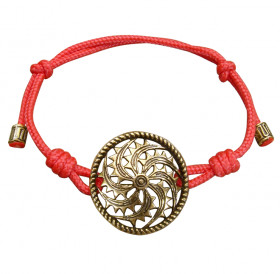 "Bracelet-lace ""Right-sided fiery Kolovrat"""