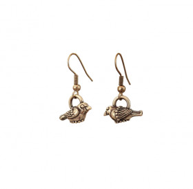 "Earrings ""Birds"""