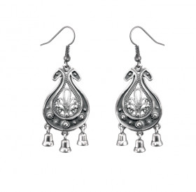 "Earrings ""Duet"""
