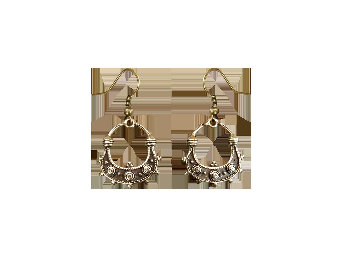 "Earrings ""Wherry"""