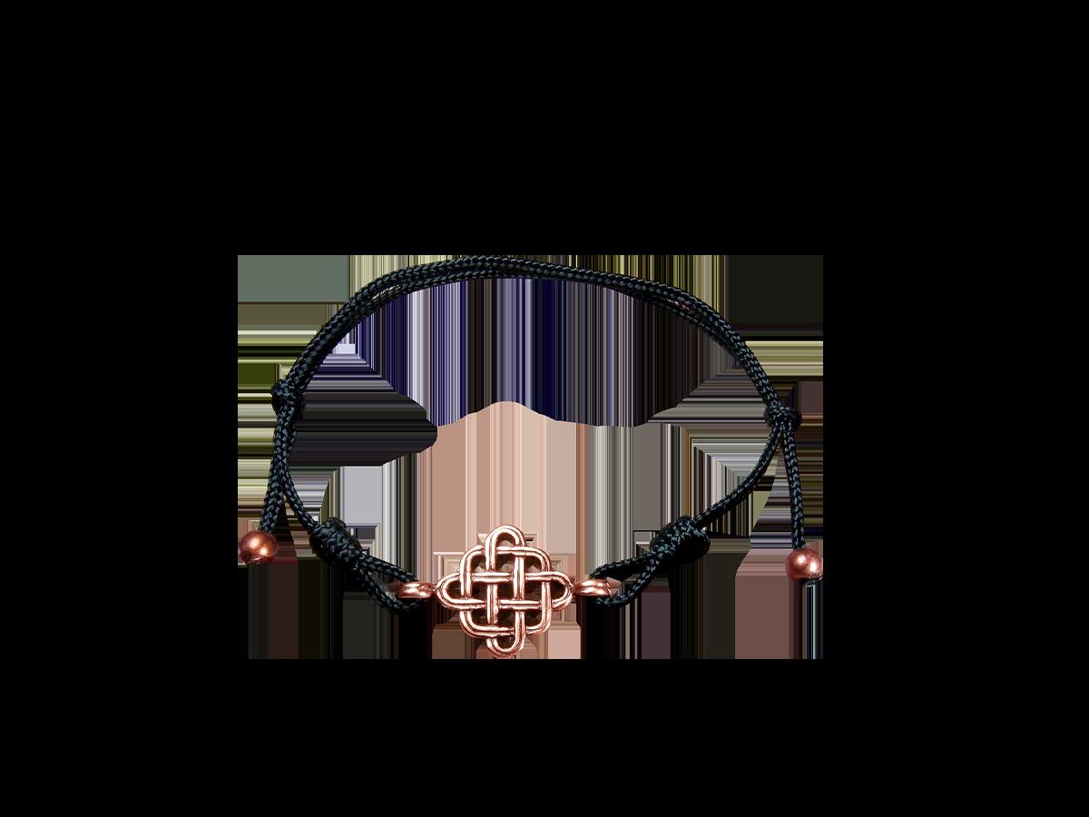 """Bracelet-lace """"Knot"""" No. 3"""